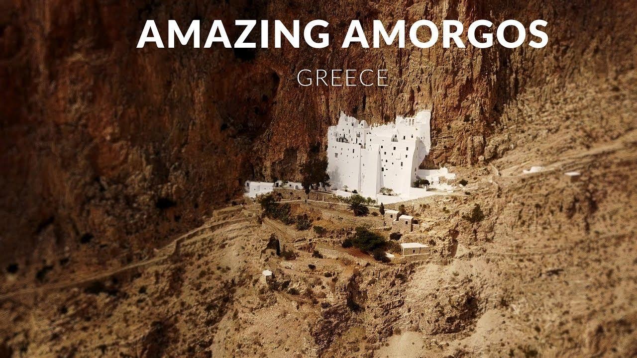Amazing Amorgos !