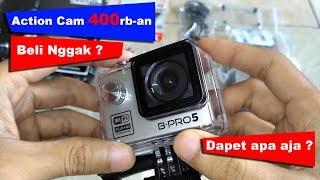 Download Video Unboxing B-Pro 5 Alpha Edition (AE) LITE - Action Cam Murah Terbaik MP3 3GP MP4