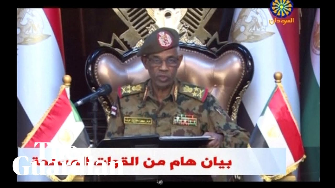 Sudan military ousts President Bashir, who took power in his own coup nearly 30 years ago