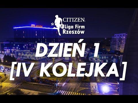 Citizen Liga Firm Rzeszów - 4. kolejka [Dzień 1]