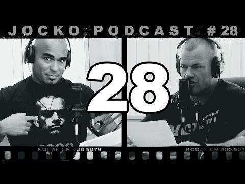 Jocko Podcast 28 - with Echo Charles | Steel My Soldiers' Hearts | Tough VS Smart