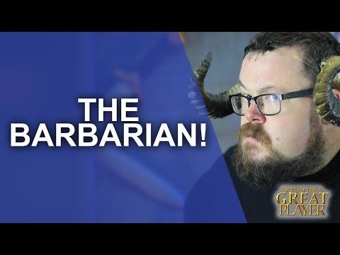 The Barbarian: Playing a Barbarian in your RPG from a storytelling perspective  RPG Class Spotlight
