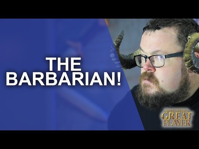 The Barbarian: Playing a Barbarian in your RPG from a storytelling perspective - RPG Class Spotlight