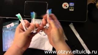 насадки для зубных щеток Philips HX6014 обзор