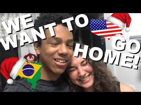 CHRISTMAS DIFFERENCES BETWEEN USA & BRAZIL!