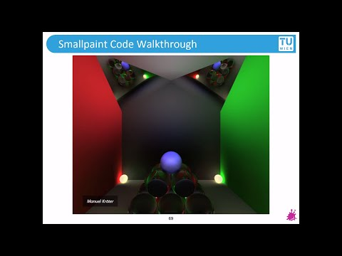 TU Wien Rendering #29 - Path Tracing Implementation & Code Walkthrough