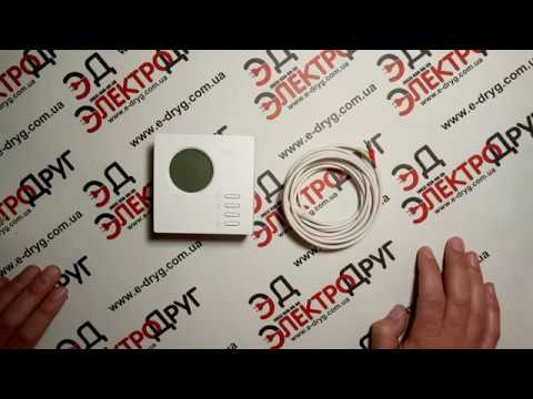 Цифровой терморегулятор heat plus bht 100