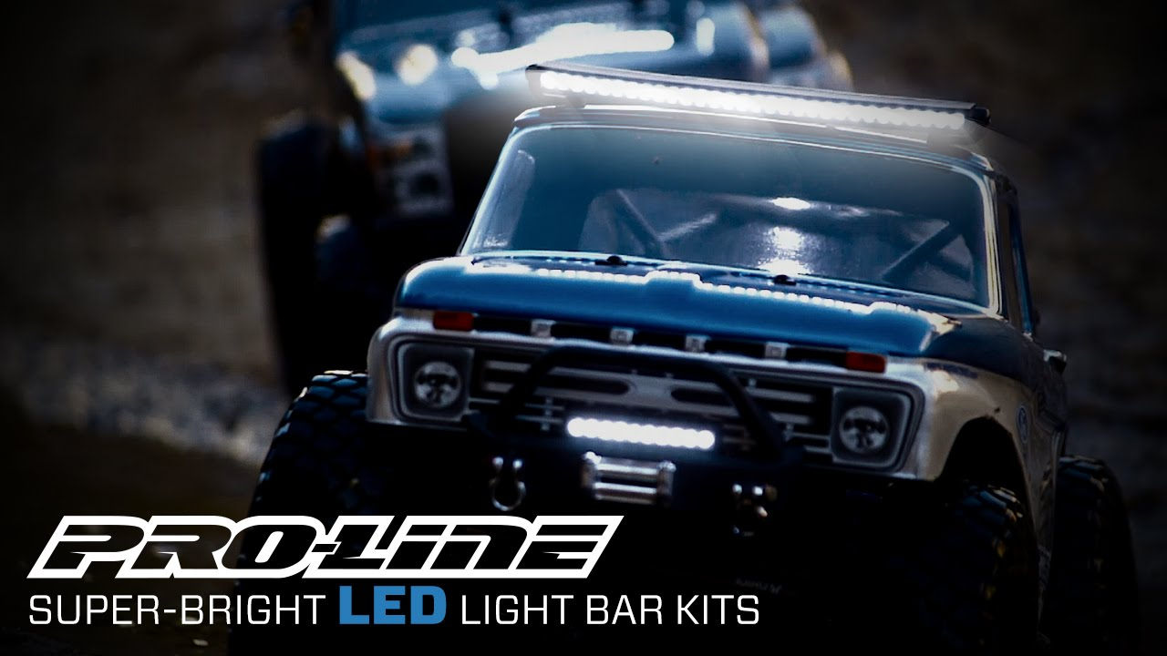 Pro line super bright led light bar kits youtube aloadofball Choice Image