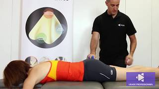 3tool compression point gchette du muscle pyramidal massage tirement