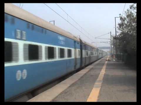 12819 BBS-NDLS Orissa Sampark Kranti express