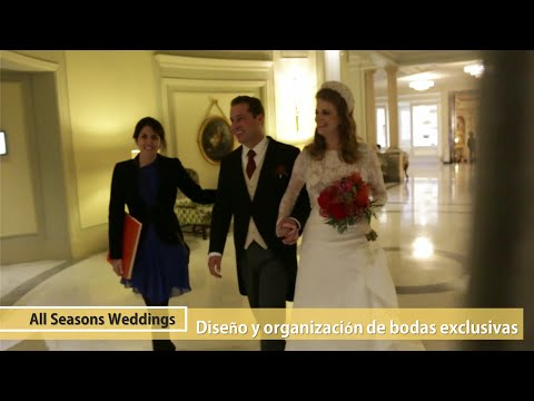 Wedding Planner Madrid - All Seasons Weddings