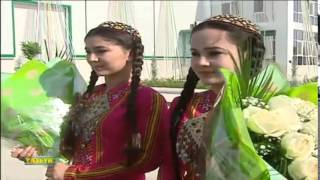 Turkmenistan TV News