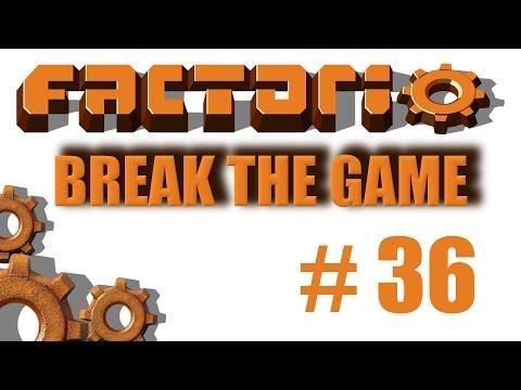 Factorio Break The Game 36 Factory Tour