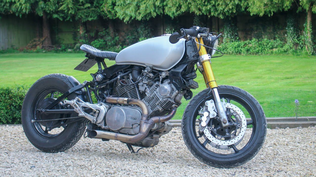 Virago Cafe Racer Subframe Kit