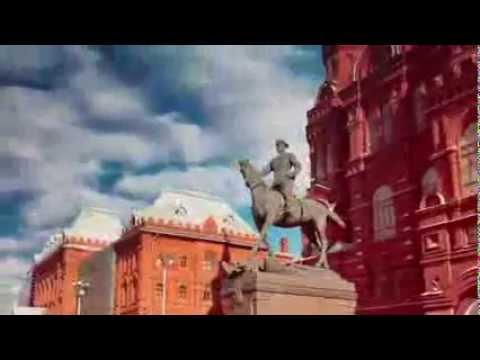 Moscow. Timelapse.