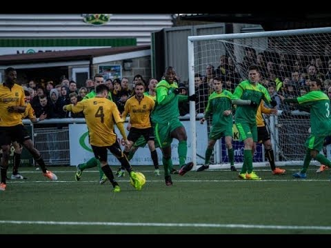 50 reasons why we love non-league football (goals, skills and fights)