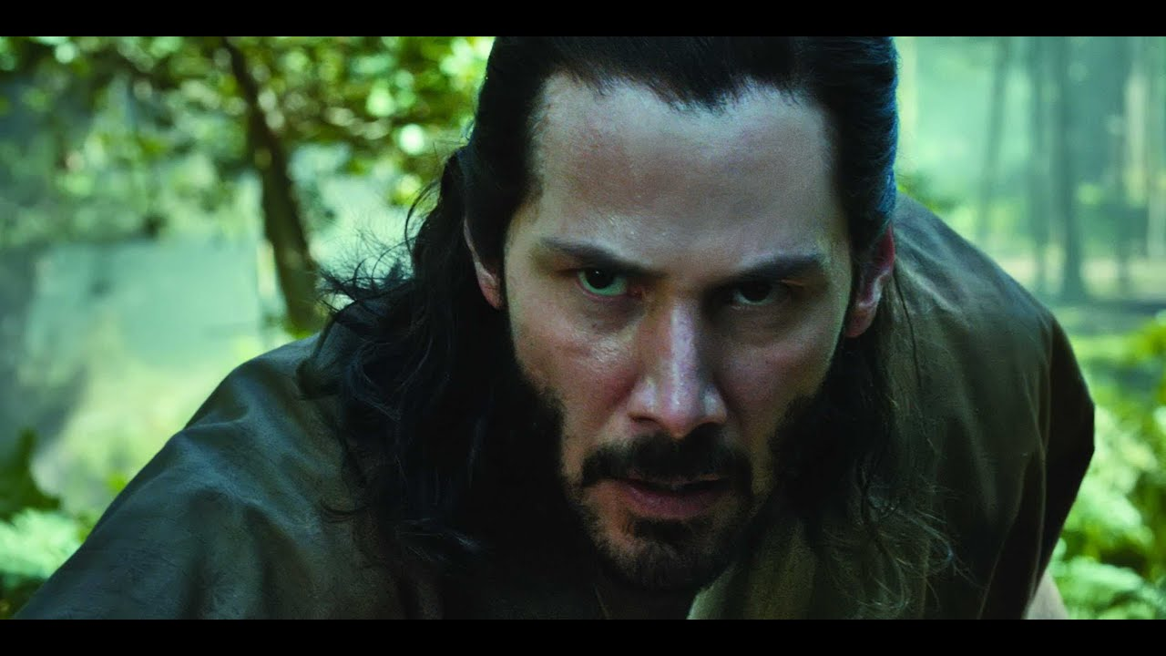 Top 9 Keanu Reeves Movies - YouTube