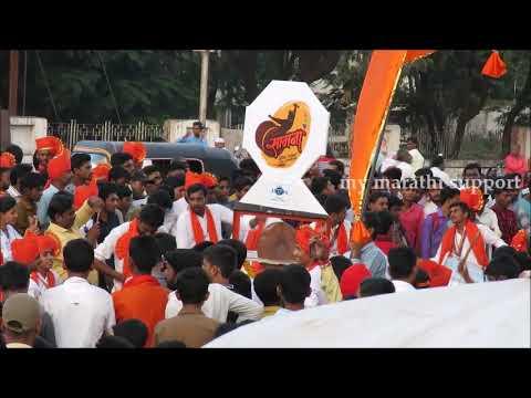 लातूर मधील ढोलताशा पथक - महिलांची सर्वात उत्तम कला Latur Dhol Tasha Pathak