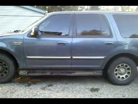 2000 ford expedition leaking water solved