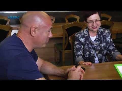 ТРК Аверс: Перший в Україні бакалавр із синдромом Дауна матиме роботу