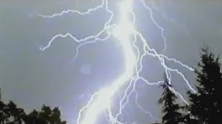 Best Lightning Strike Compilation #11 (September 2013)