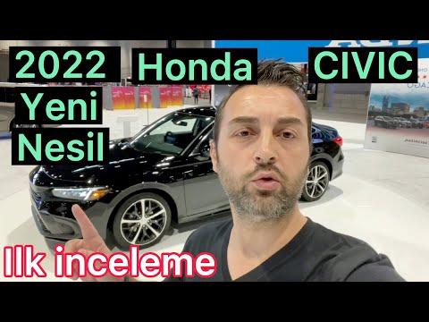 2022 Honda Civic 1.5T Touring POV Night Drive (3D Audio)(ASMR)
