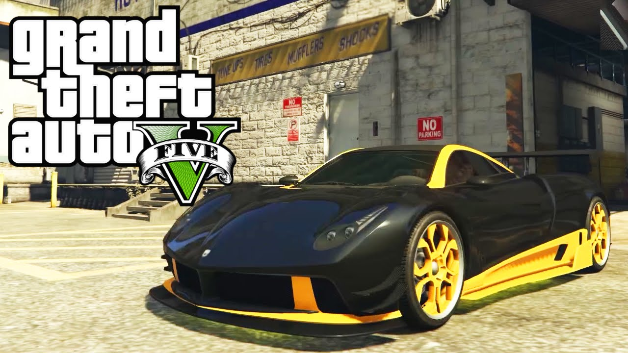 en gÜzel 4 araba (top 4 cars)!! - gta 5 online pc - youtube