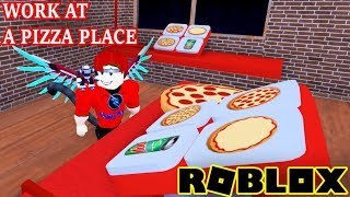 Roblox   Work In The Eponymous Pizza Parlor Manager Lazy   Work at a Pizza Place   Vamy Tran