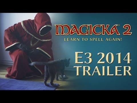 Magicka 2 - E3 2014 Announcement Trailer [EU]