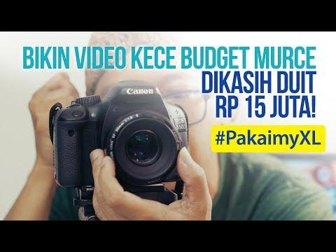 Video Kece Budget Murce #PakaimyXL Bisa Menang 15jt atau Lumix G7