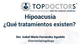 ¿Qué es la Hipoacusia? Tratamientos para la pérdida de audición