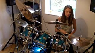 Flyleaf - Im so sick - Ella Hall Drum Cover