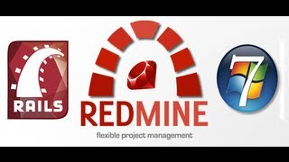 How to install Ruby on Rails + Redmine on Windows 7 [English Version]