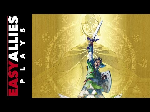 Brad Plays The Legend of Zelda: Skyward Sword - Road to Breath of the Wild