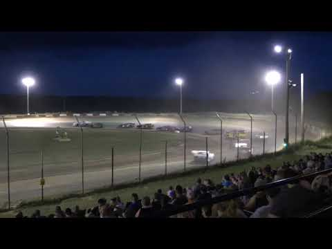7-4-19  SHADYHILL SPEEDWAY, MEDARYVILLE, IN  STREET STOCK (SUPER) FEATURE