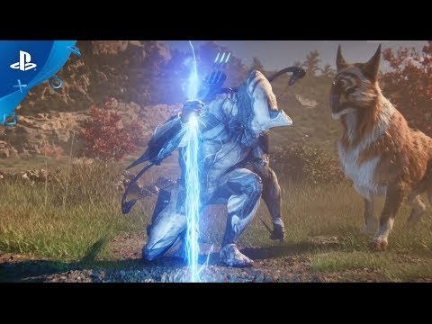 Warframe - CGI Introduction: TennoCon 2019 | PS4