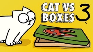 Boxes Boxes Boxes! - Simon's Cat | GUIDE TO