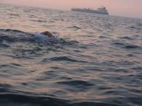Pauls Channel Swim story 2012 - 2014