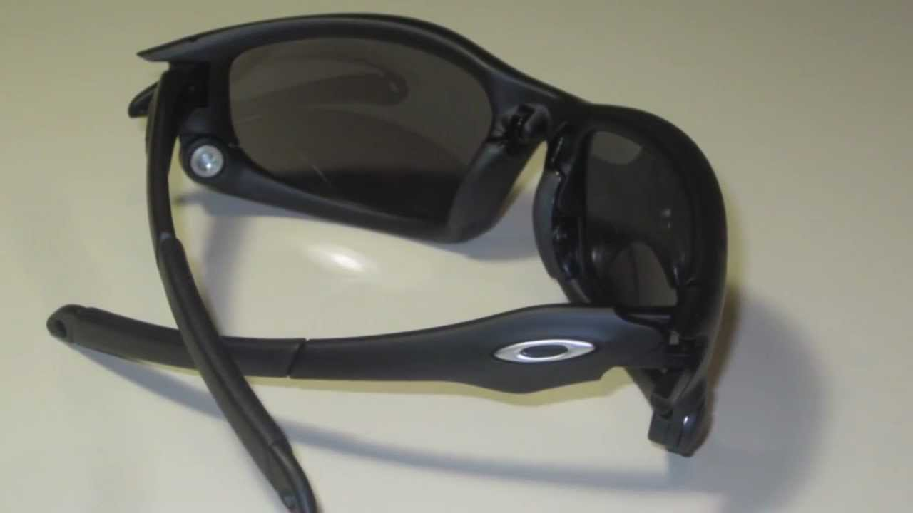 Oakley Split Jacket Matte Black Sunglasses - YouTube be21d0b82a52
