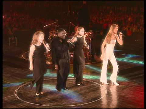 Celine Dion - Love Can Move Mountains (Live In Paris at the Stade de France 1999) HD 720p