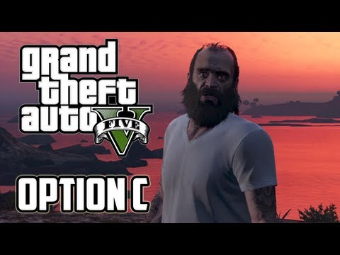 "GTA 5 - Ending / Final Mission ""The Third Way"" (Option C - Deathwish)"