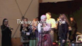 5. klasse • Fastelavn 2015 • The way you make me feel