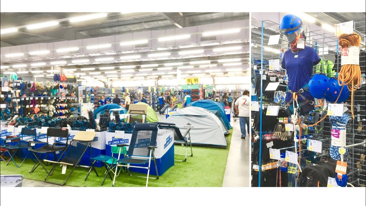 ae05acd14 DECATHLON Ultimate SPORTS Store Experience India