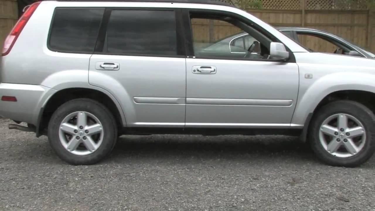 westend automotive ottawa used suv 2005 nissan xtrail wagon 4d youtube. Black Bedroom Furniture Sets. Home Design Ideas