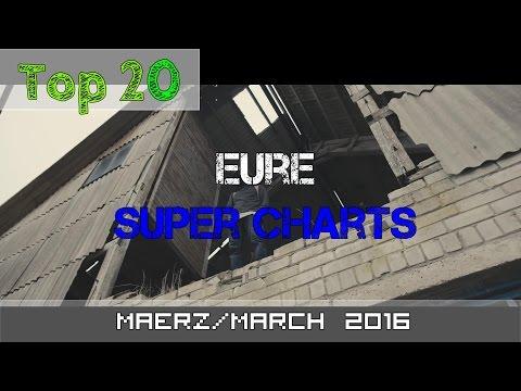 Eure Supercharts - März 2016 | Prod. by Gr8charts