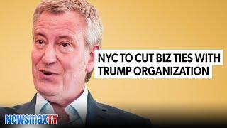 De Blasio tries to stick it to Trump | Councilman reacts