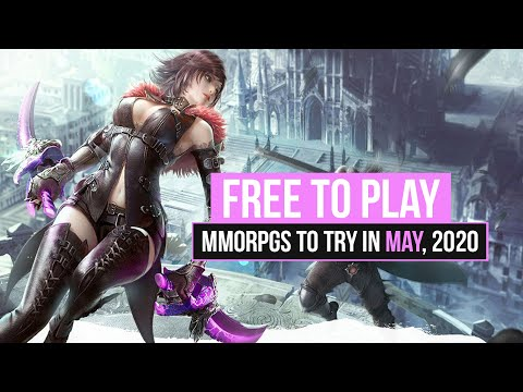 10 Free to Play MMORPGs You Should Try In May, 2020!