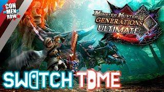 Lets Go Hunting!   Monster Hunter Generations Ultimate