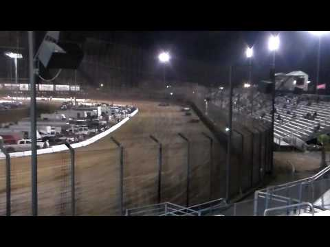 IMCA Modifieds Heat Race 4 - Perris Auto Speedway 3.11.2017