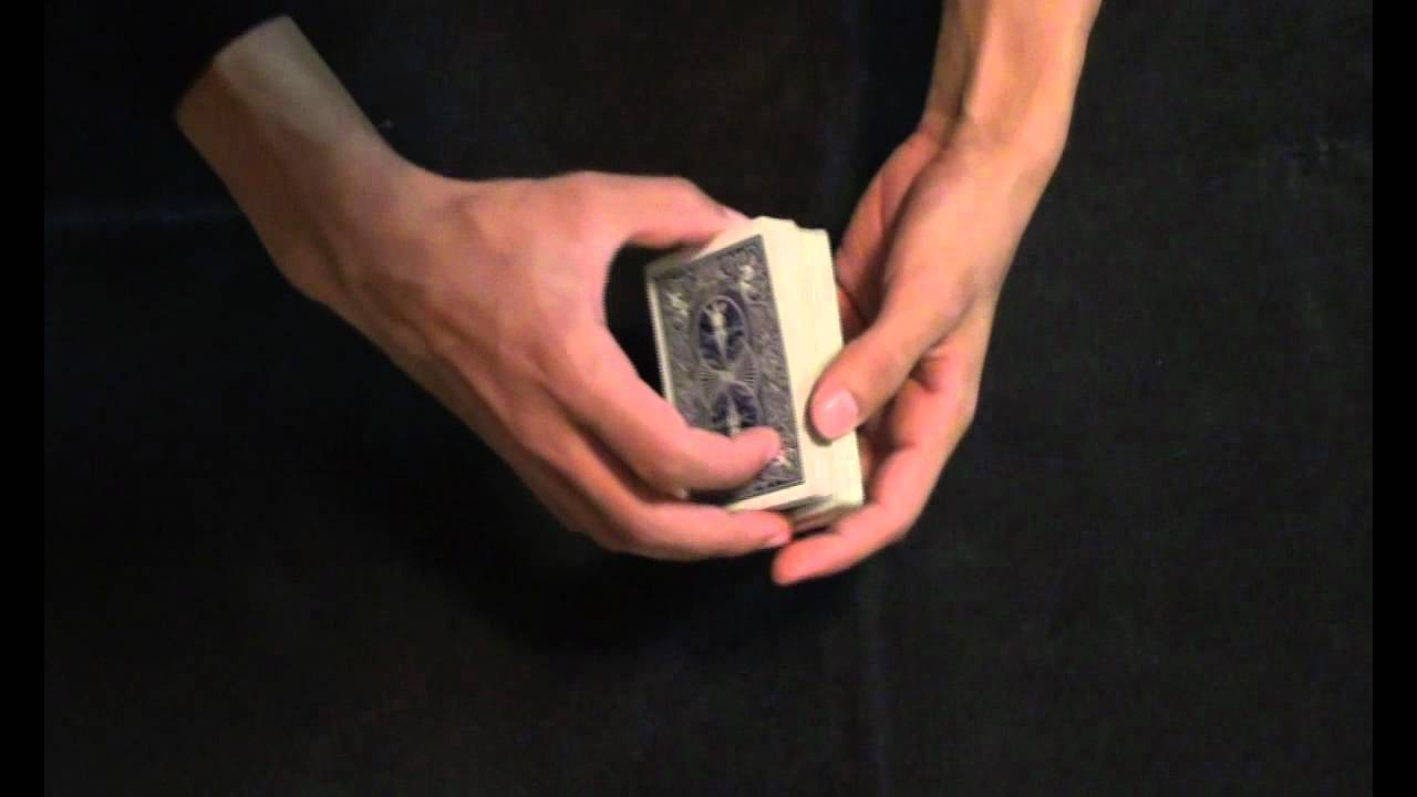 Magic Card Tricks Revealed Rubik's Cards - Tutorial ( one of the best magic  trick ever )
